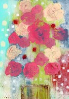 Bright Floral Fine Art Print