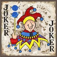 Joker II Fine Art Print