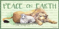 Peace on Earth II Fine Art Print