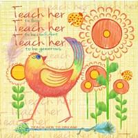 Lil Bird I Fine Art Print