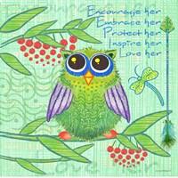 Lil Bird II Fine Art Print