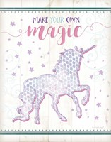 Magic Unicorn Fine Art Print