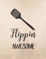 Flippin Awesome Fine Art Print