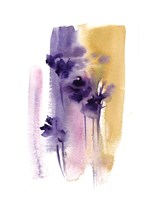 Abstract Floral III Fine Art Print