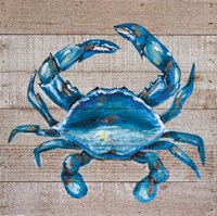 Blue Crab Fine Art Print