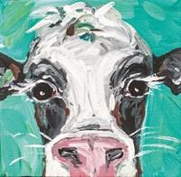 Oreo Cow Fine Art Print