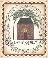 Love of Family Fine Art Print