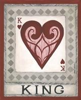 King Fine Art Print