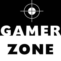 Gamer Zone Framed Print