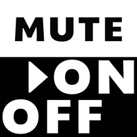 Mute On / Off Fine Art Print