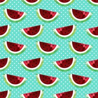 Watermelon II Fine Art Print
