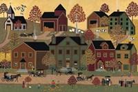 Center Street Fine Art Print