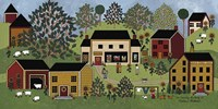 Country Gallery Fine Art Print