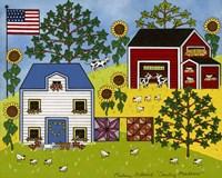 Country Meadows Fine Art Print
