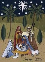 Holy Night Fine Art Print