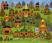 Pumpkin Hollow Fine Art Print