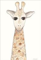 Gerry Giraffe Fine Art Print