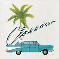 Havana IX Framed Print