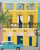 Havana V Fine Art Print