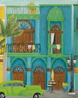 Havana IV Fine Art Print