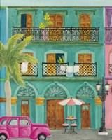 Havana III Fine Art Print