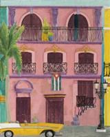 Havana II Fine Art Print