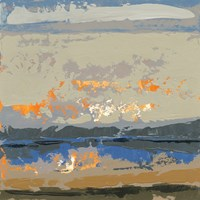 Evening Killala Bay Fine Art Print