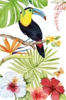 Treasures of the Tropics I Fine Art Print