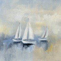 Morning Sail II Fine Art Print
