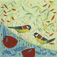Bird Design Fine Art Print