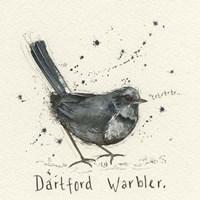 Warbler Fine Art Print