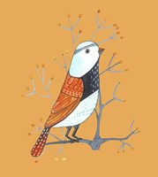 Bird Design 3 Fine Art Print