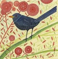 Blackbird 2 Fine Art Print