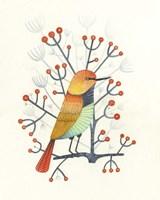 Bird Design 1 Fine Art Print