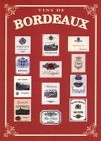 """Bordeaux by Clemente Micarelli - 4"""" x 6"""""""