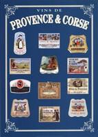 Provence & Corse Framed Print