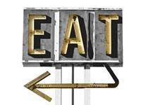Eat Fine Art Print