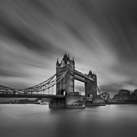 Tower Bridge 1 Mid Fine Art Print