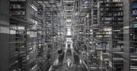 La Ciudad De Los Libros Fine Art Print