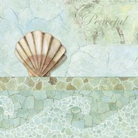 Spa Shells III Fine Art Print