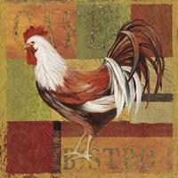Gourmet Rooster I Fine Art Print