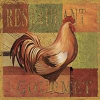 Gourmet Rooster II Fine Art Print
