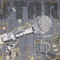 Rock Concert IV Fine Art Print