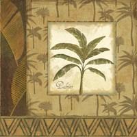 Palmier Tropical I Fine Art Print