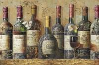 Wine Collection I Fine Art Print