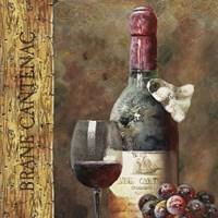 Wine Collection IV Fine Art Print