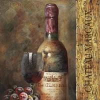 Wine Collection V Fine Art Print