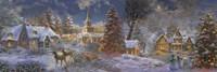 Stillness of Christmas Fine Art Print