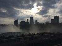 Niagara Mist Fine Art Print