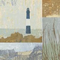 Coastal Moments I Fine Art Print